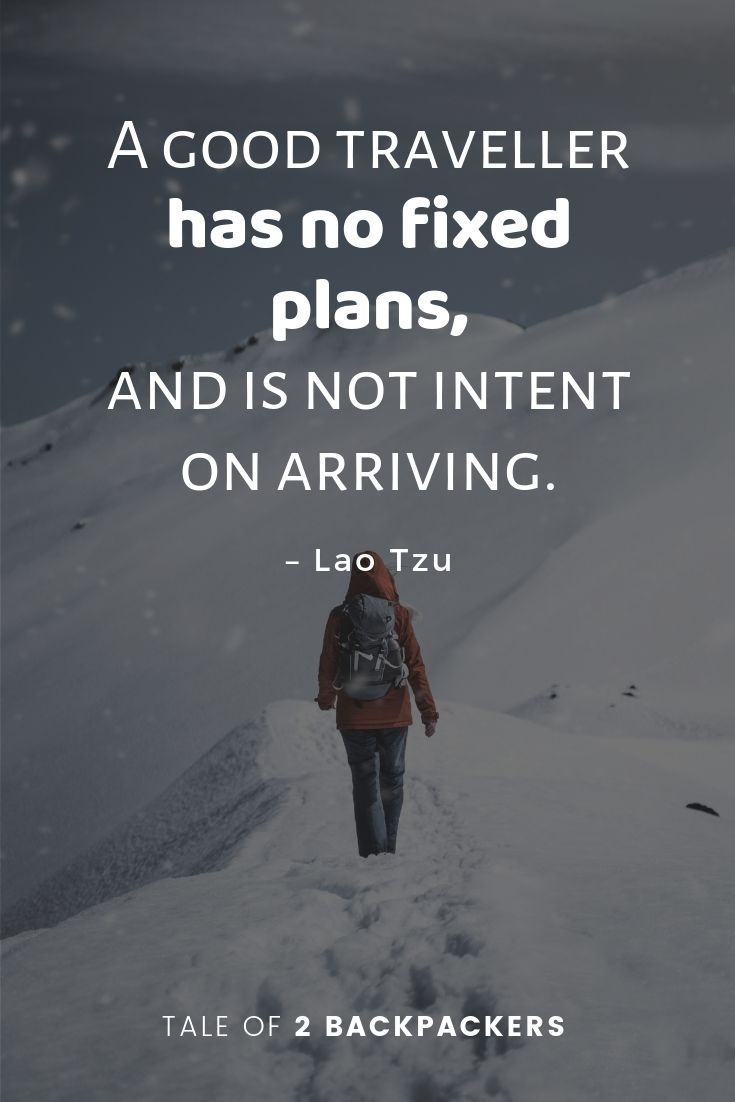 Most inspiring travel quotes and travel captions for Instagram