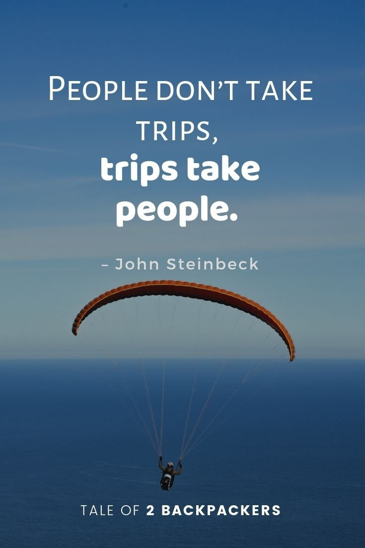 Famous short travel quotes