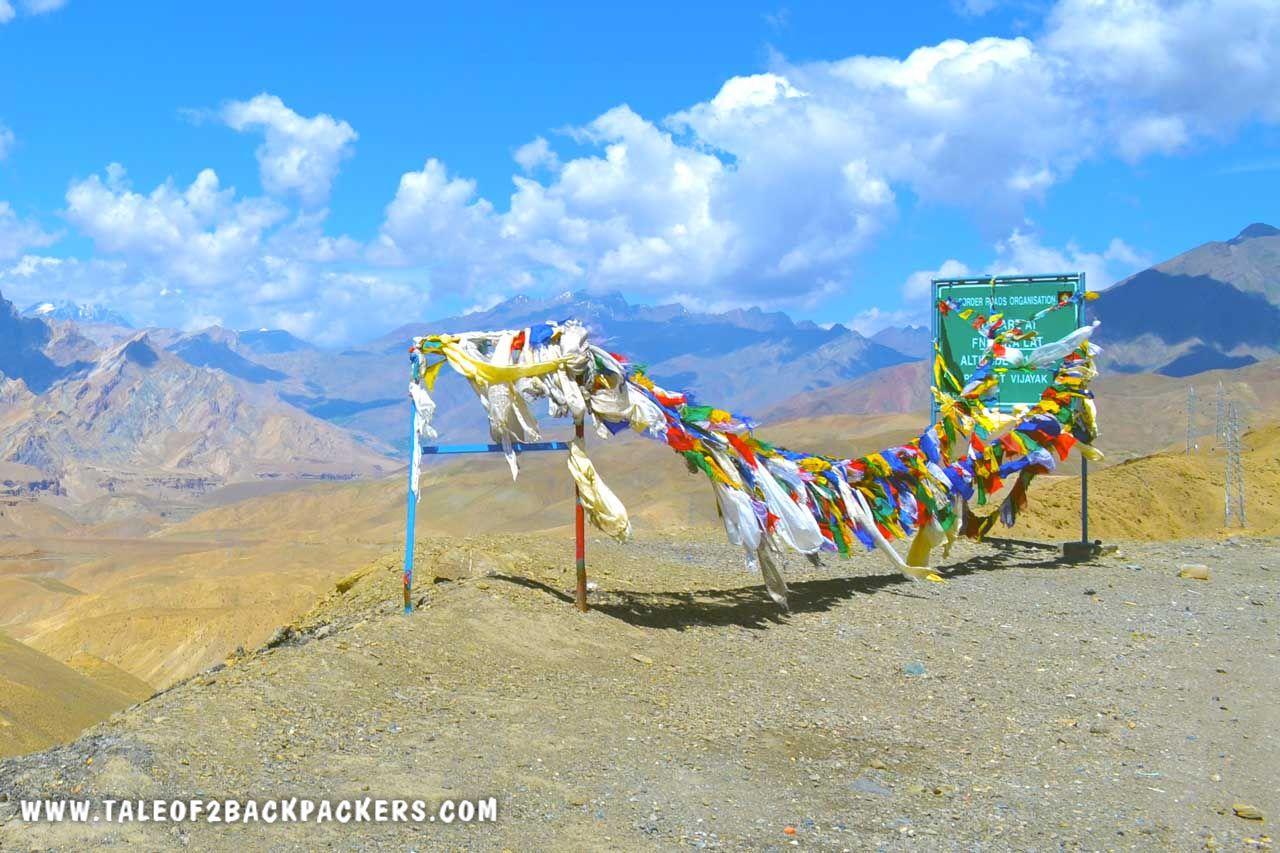 Fotu La pass - Ladakh road conditions