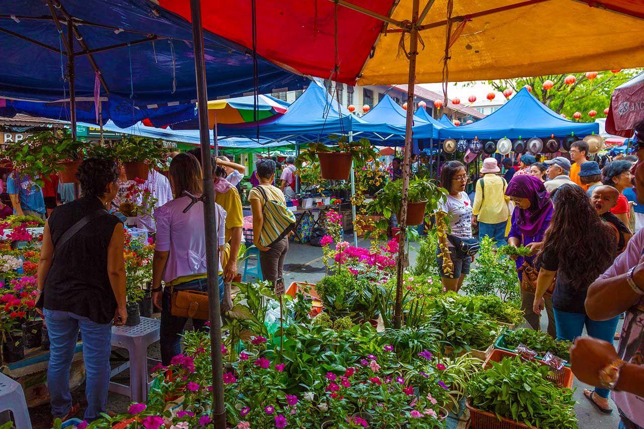 Gaya-Street-Sunday-Market-KotaKinabalu- Sabah