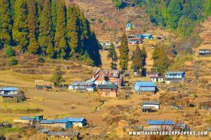 Gorkhey village