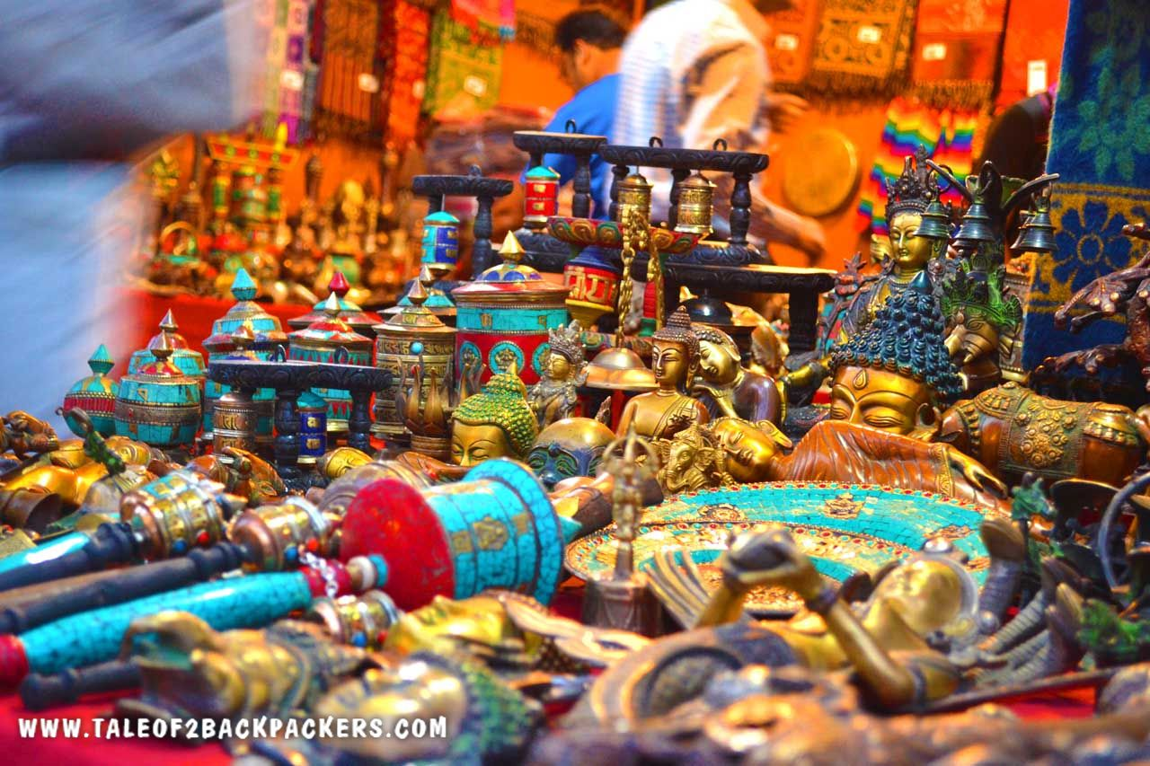Handicrafts at Leh Local Market