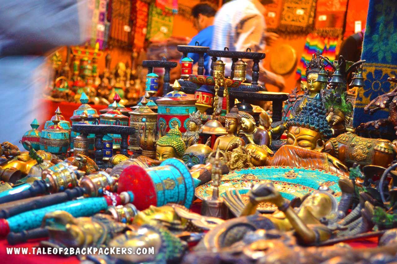 Handicrafts at Leh Local Market