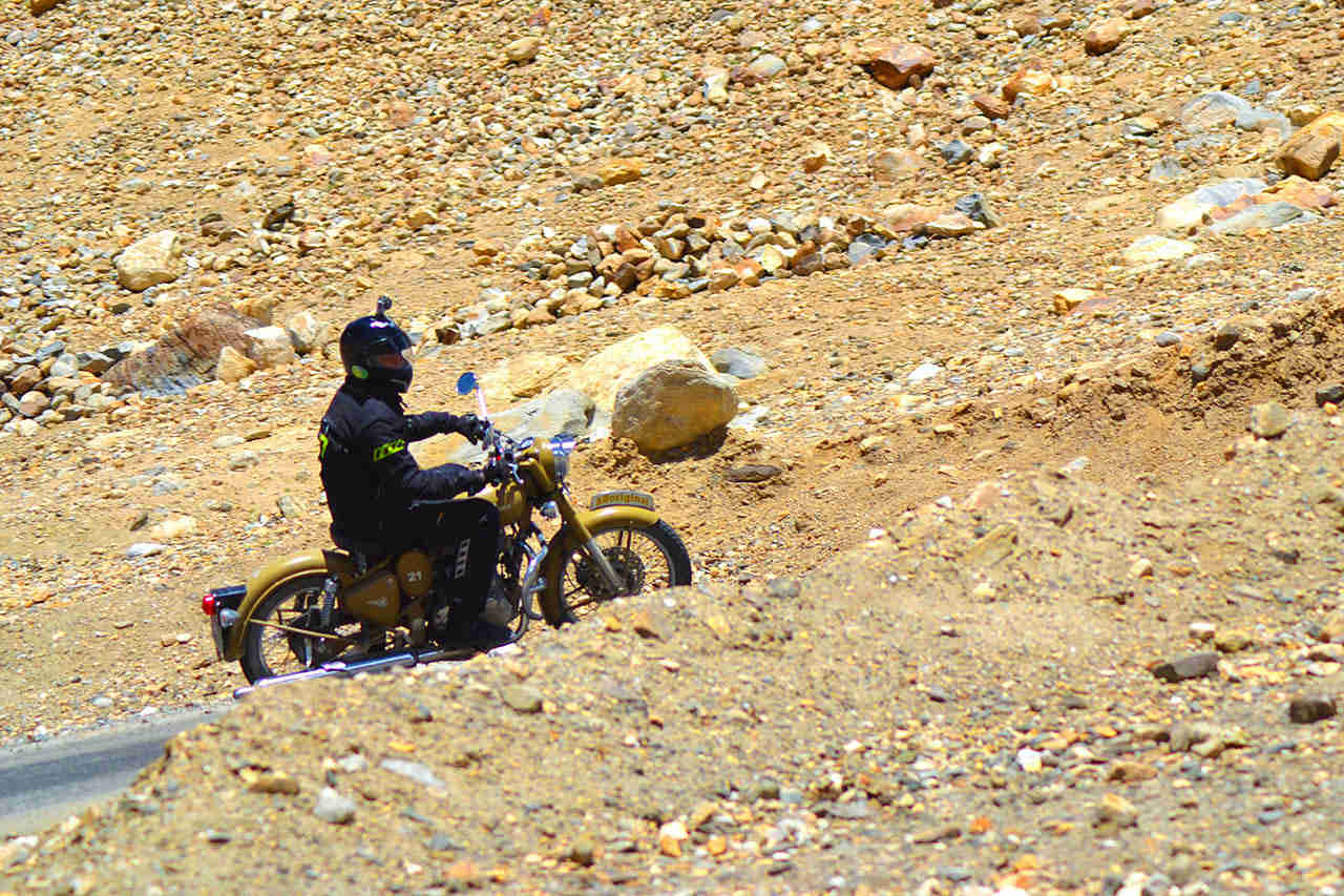 Kolkata to Ladakh Bike Trip