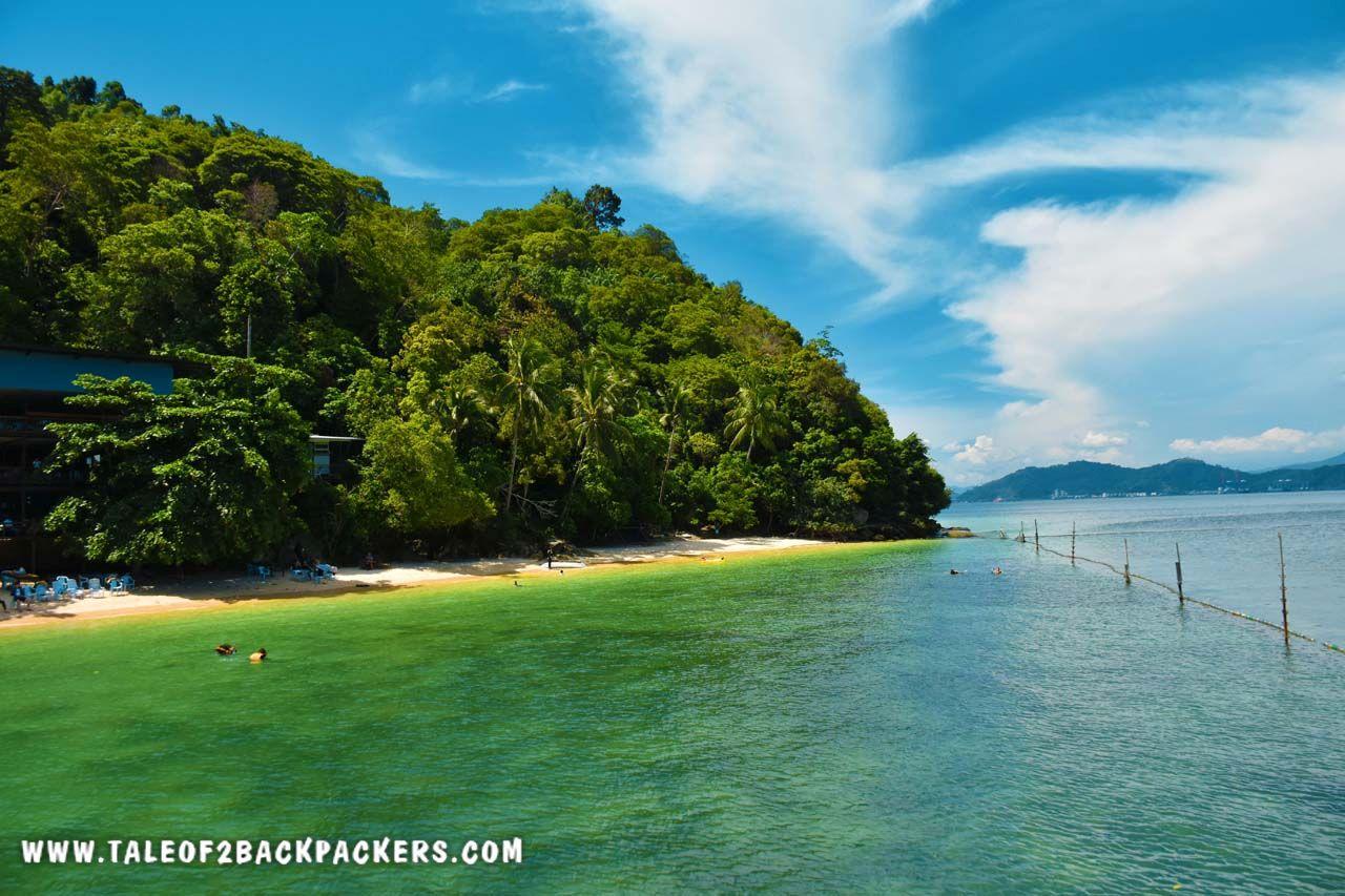 Tunku Abdul Rahaman Marine Park at Sabah