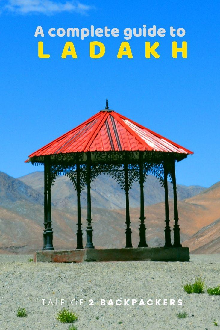 Ladakh Trip Plan Pinterest