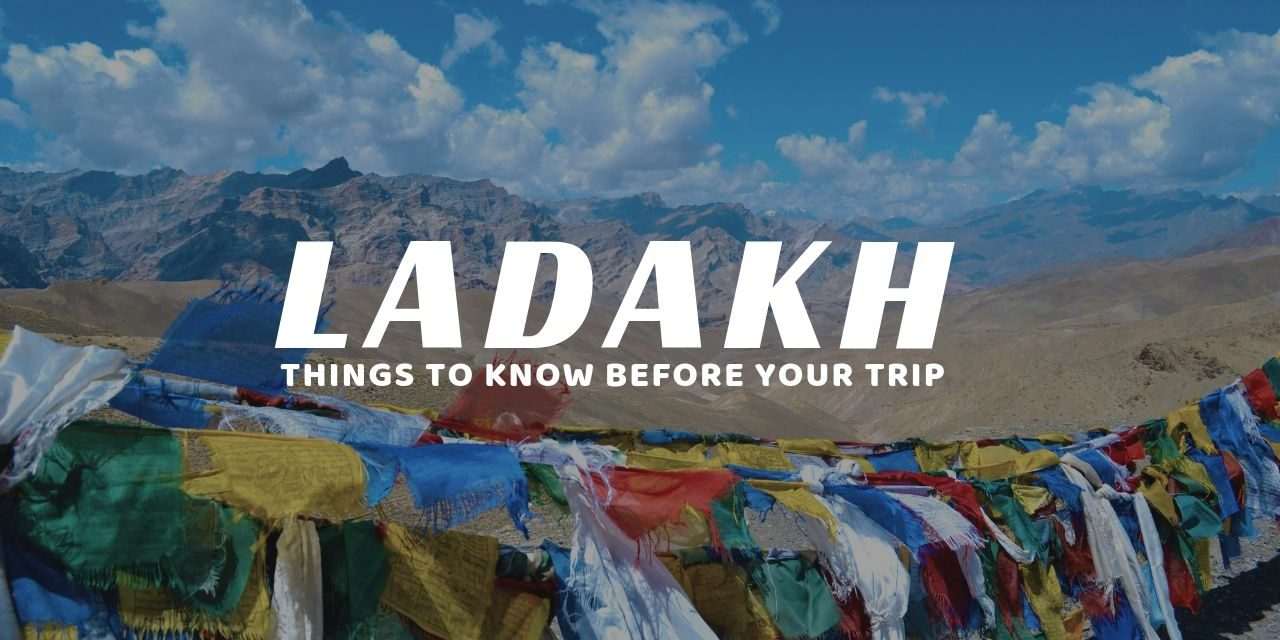 A complete guide to Ladakh Trip Plan – FAQs answered