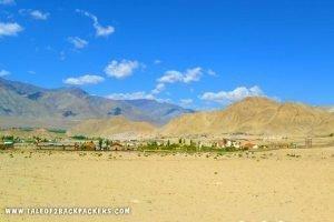Landscape of Leh Ladakh
