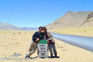 Leh Manali Highway road conditions