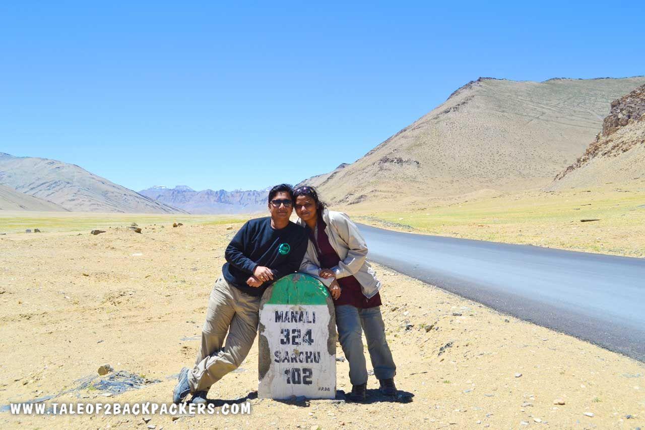 Leh Manali Highway road conditions