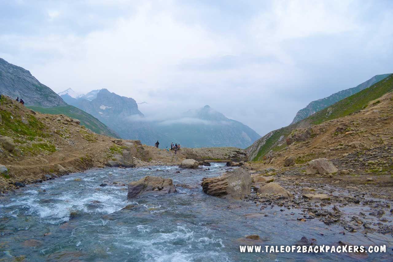 Lidder River near Pahalgam