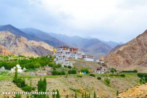 Likir Monastery - Ladakh monastery