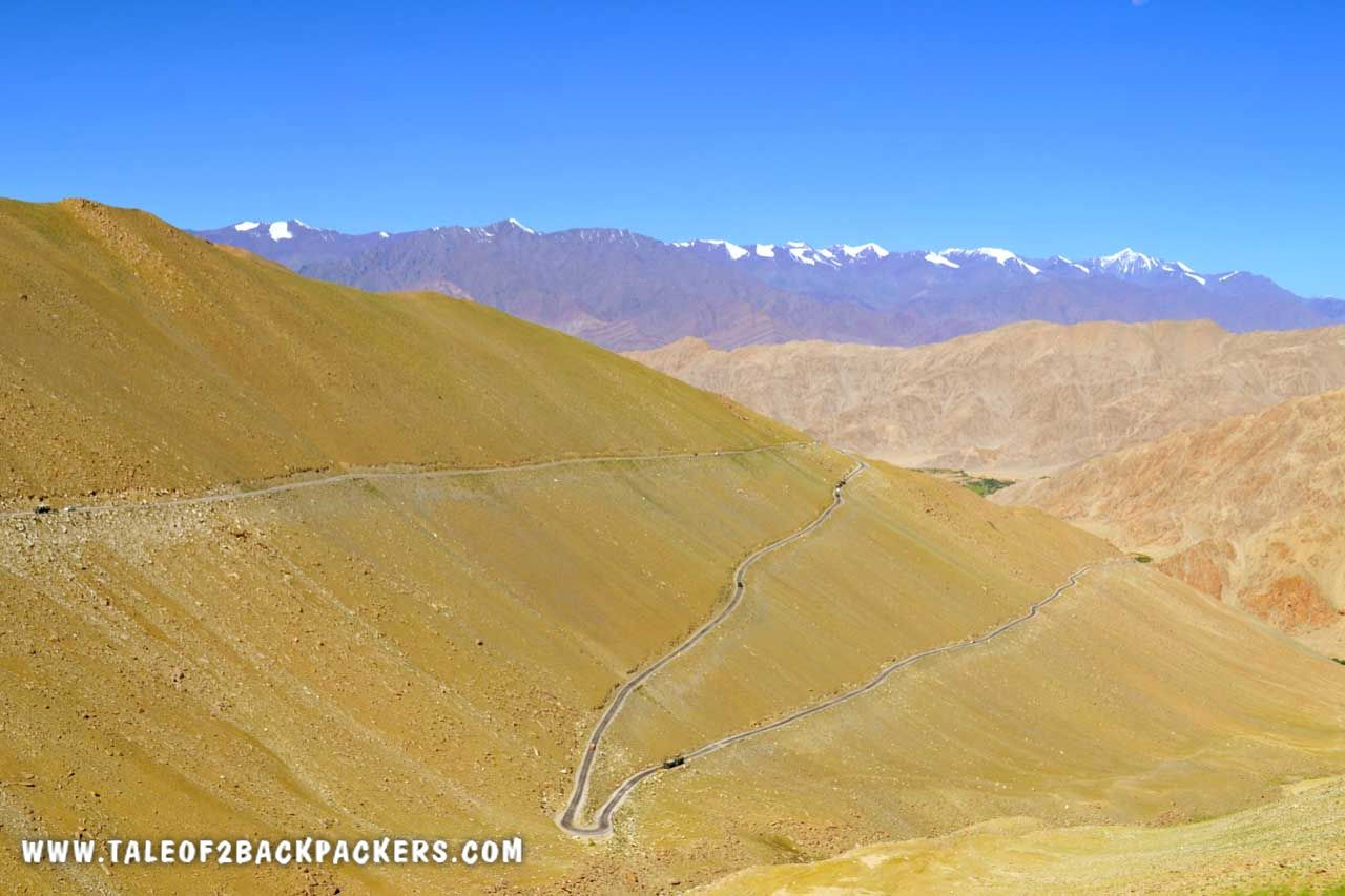 Planning Ladakh Trip - Ladakh Road conditions