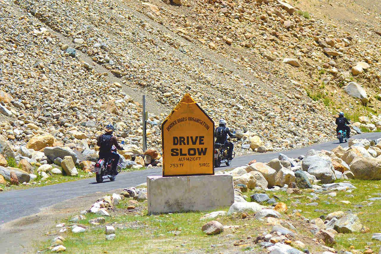 Roads of Ladakh