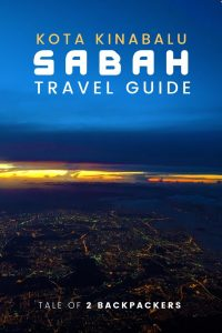 Sabah Travel Guide-pinterest