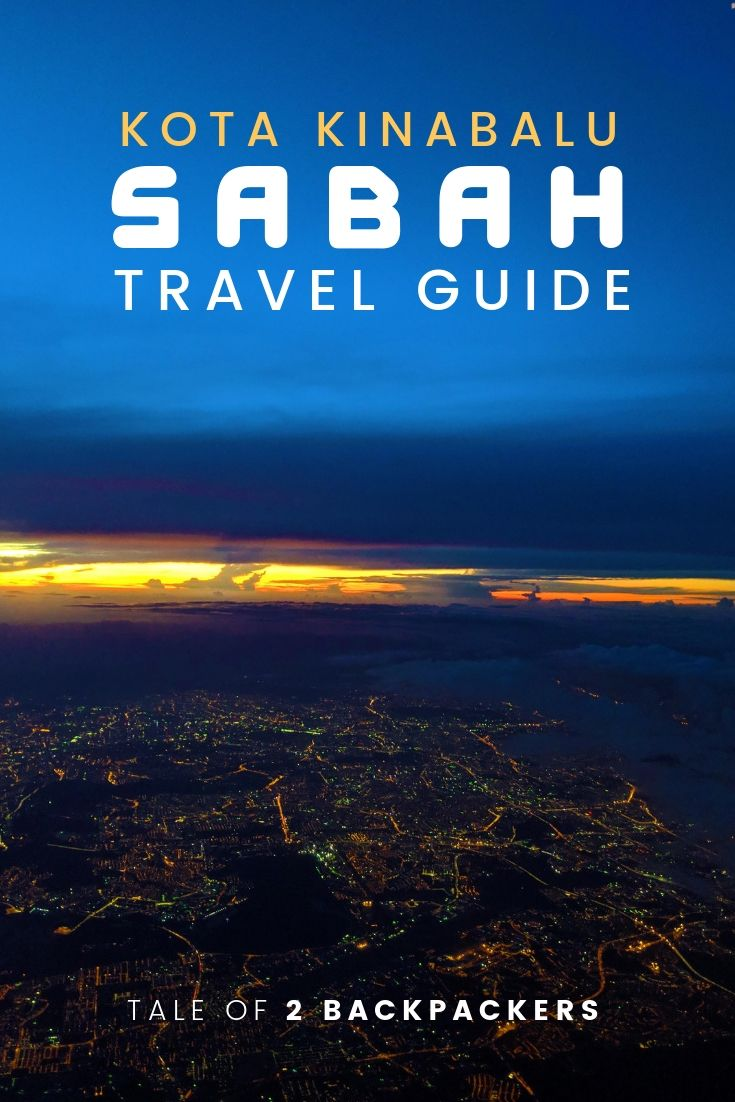 Sabah Travel Guide-pinterest