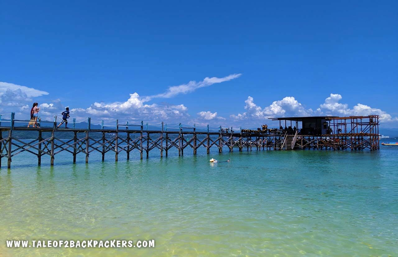 Seppangar Island - Kota Kinabalu Travel Guide