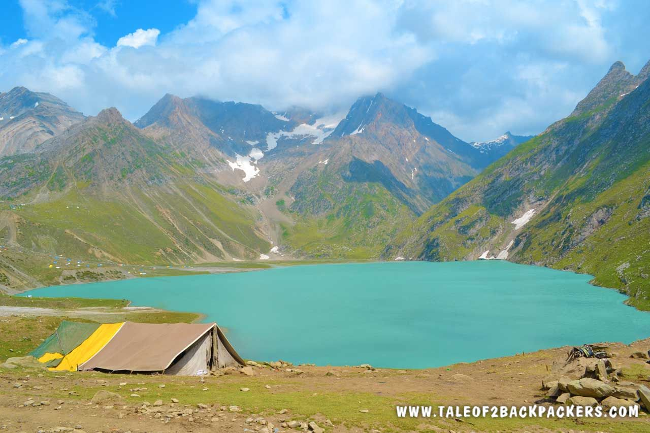 Seshnag Lake