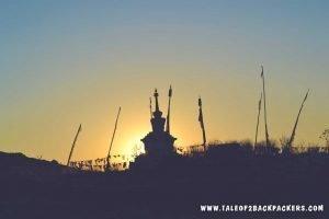 Sunrise at Tumling