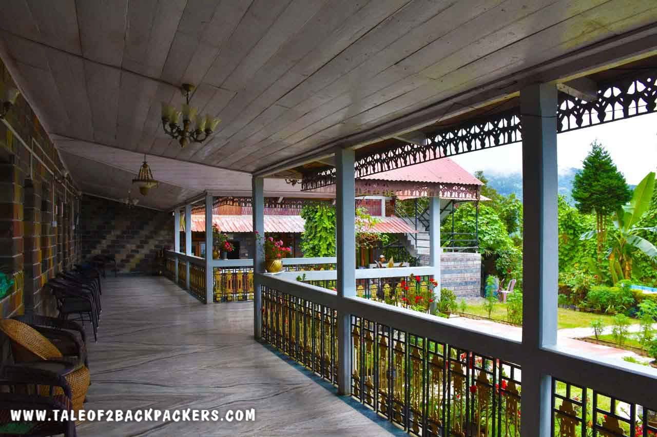 colonial charm in the heritage bungalows of Takdah