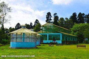 Takdah Orchid Centre