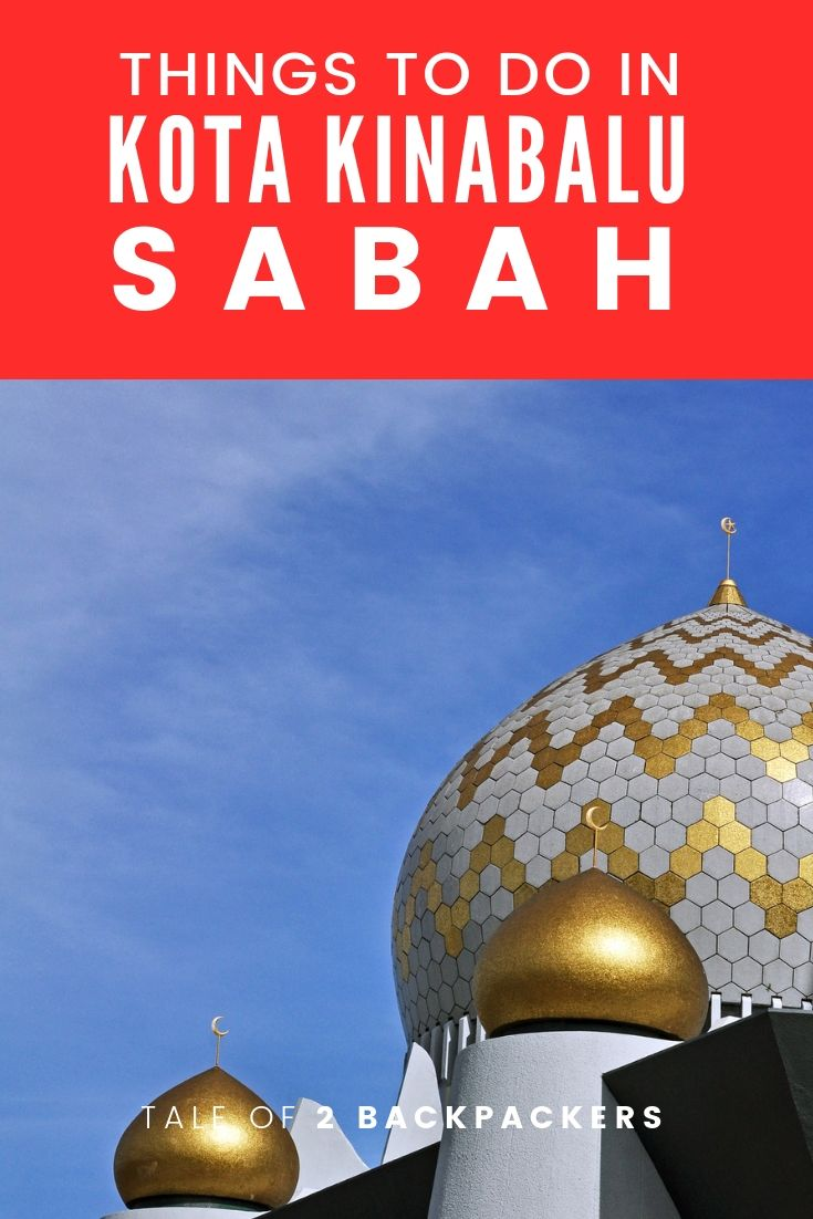 Things to do in Kota Kinabalu-Sabah, Malaysia-pinterest