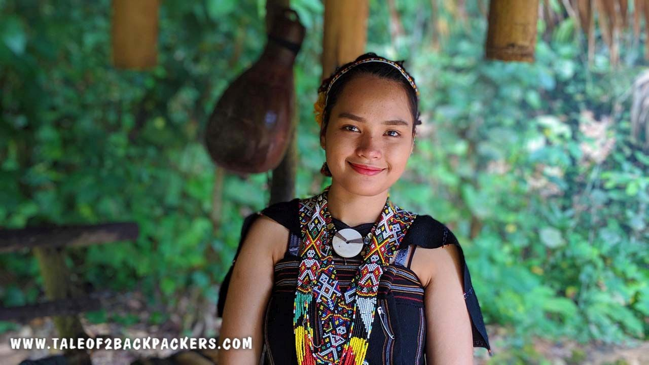 tribes of Sabah at Mari Mari Cultural Village