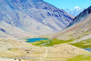 Way to Pangong Lake