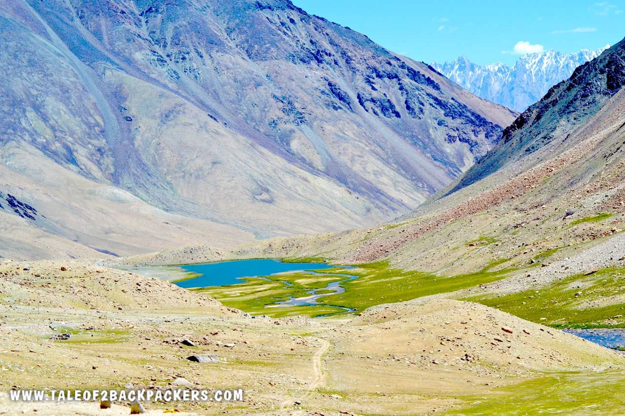 Way to Pangong Lake - Ladakh Trip Plan
