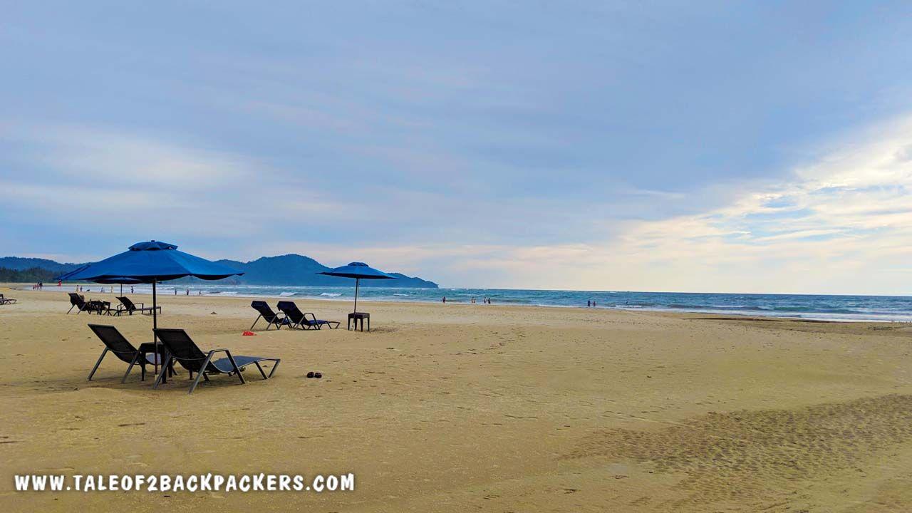 beaches of Malaysia