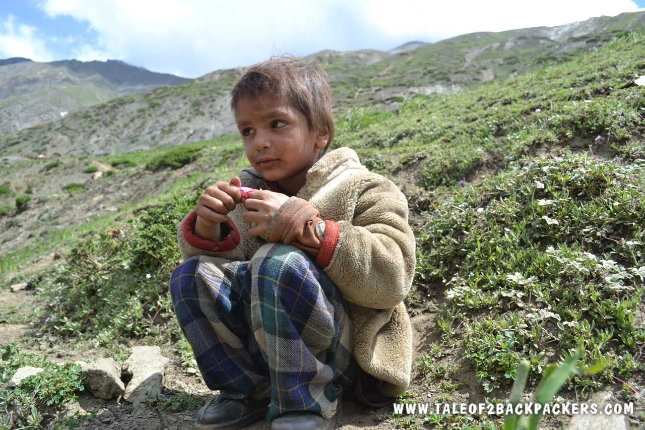 faces of Amarnath