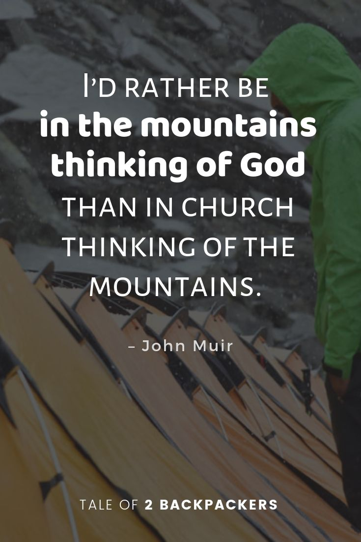 mountain quotes by John Muir