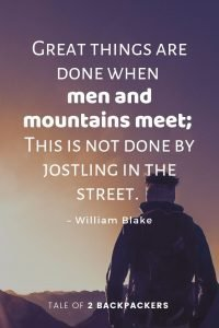 mountain sayings and mountain quotes