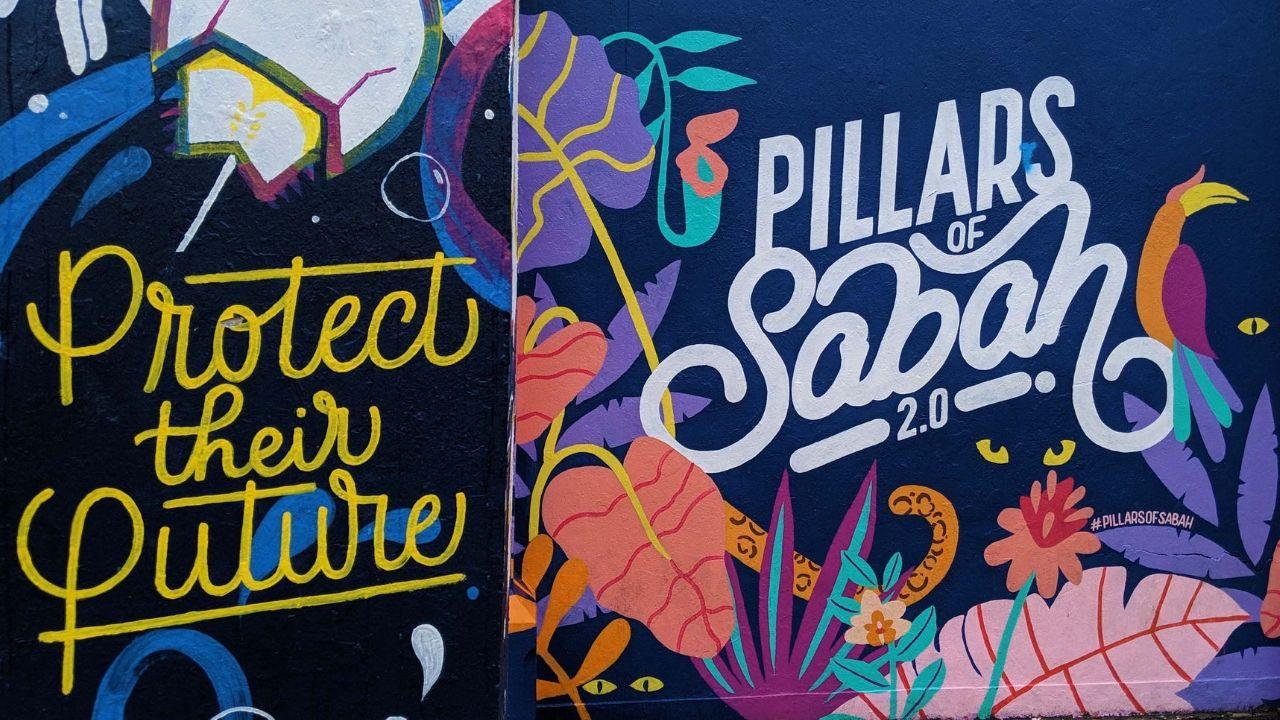 Pillars of Sabah 2.0 in Kota Kinabalu – spreading awareness on wildlife conservation