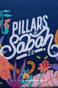 pillars of Sabah 2.0 at Kota Kinabalu-Pinterest