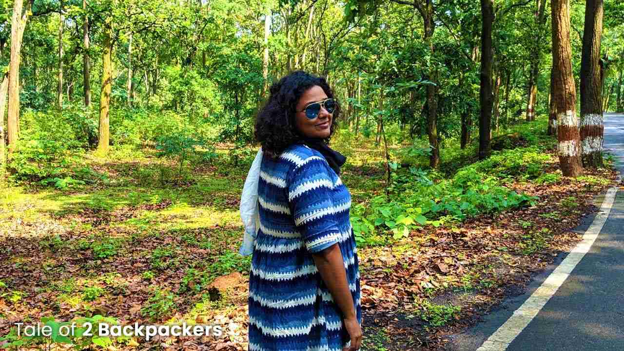 On the way to Mainpat,places to visit in Chhattisgarh
