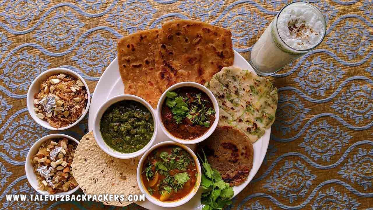 Sindhi cuisine at Bilaspur