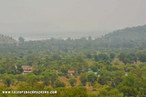 Bilaspur town