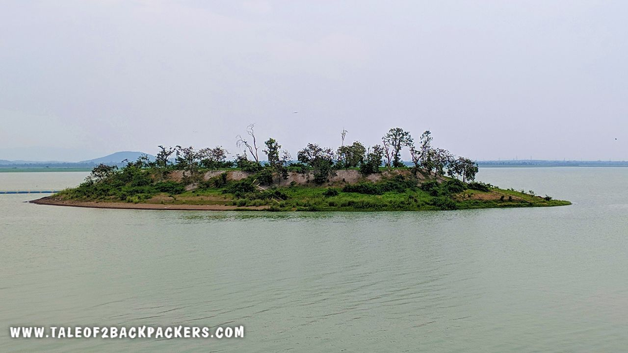 Kutaghat Dam is one of the best places to visit in Bilaspur