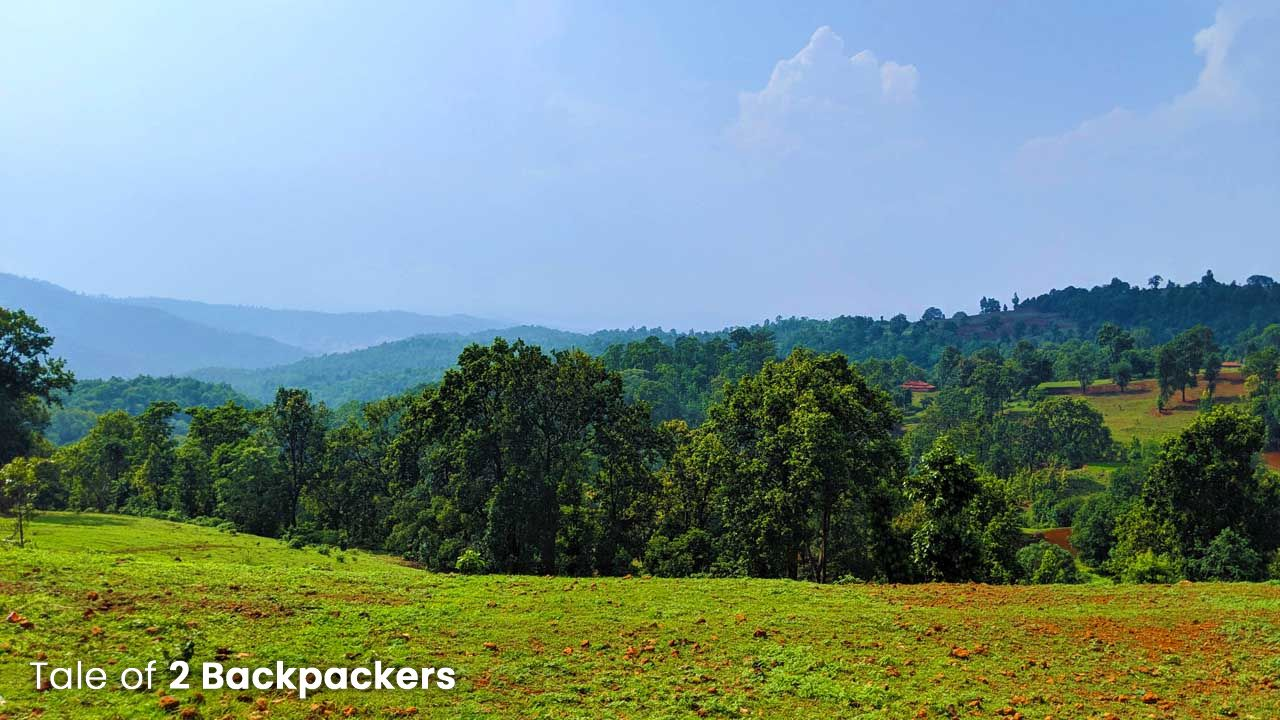 Landscape of Mainpat