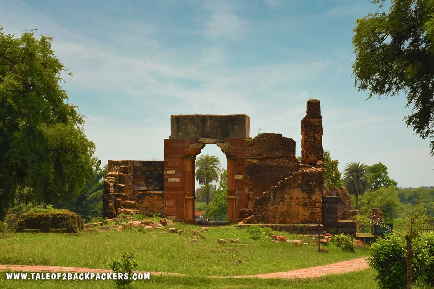 Ratanpur fort is one of the Bilaspur Tourist Places