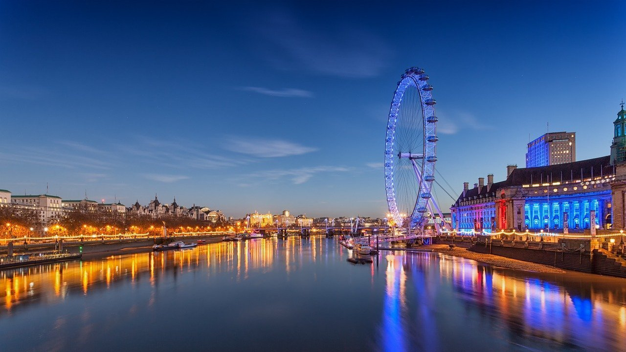 Things to do in London for couples