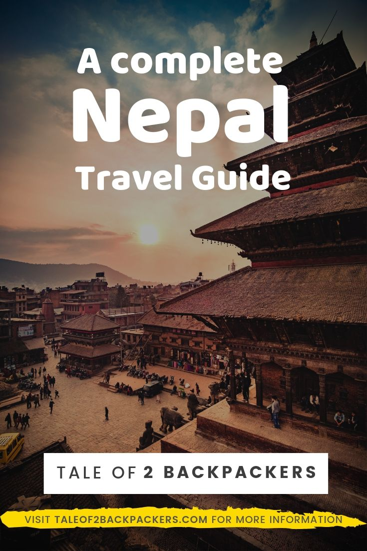A Complete Nepal Travel Guide_pinterest