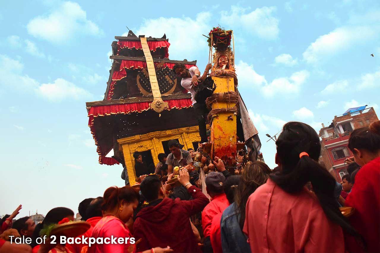 Bisket Jatra in Nepal_Festivals of Nepal