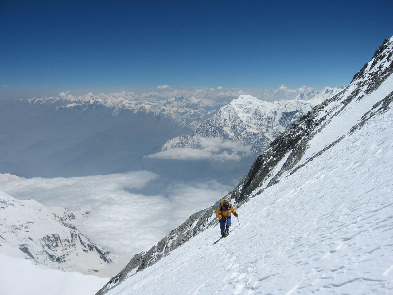 Dhaulagiri Trek in Nepal