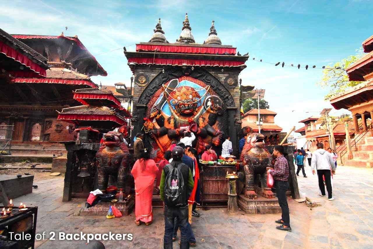 Kathmandu Durbar Square_ Nepal Travel Guide