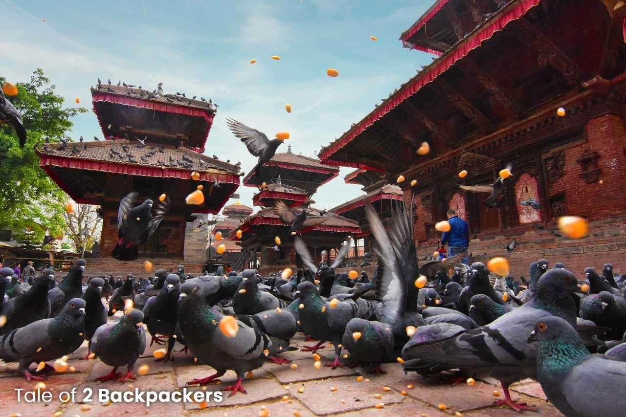 Kathmandu Durbar Square_places to visit in Nepal