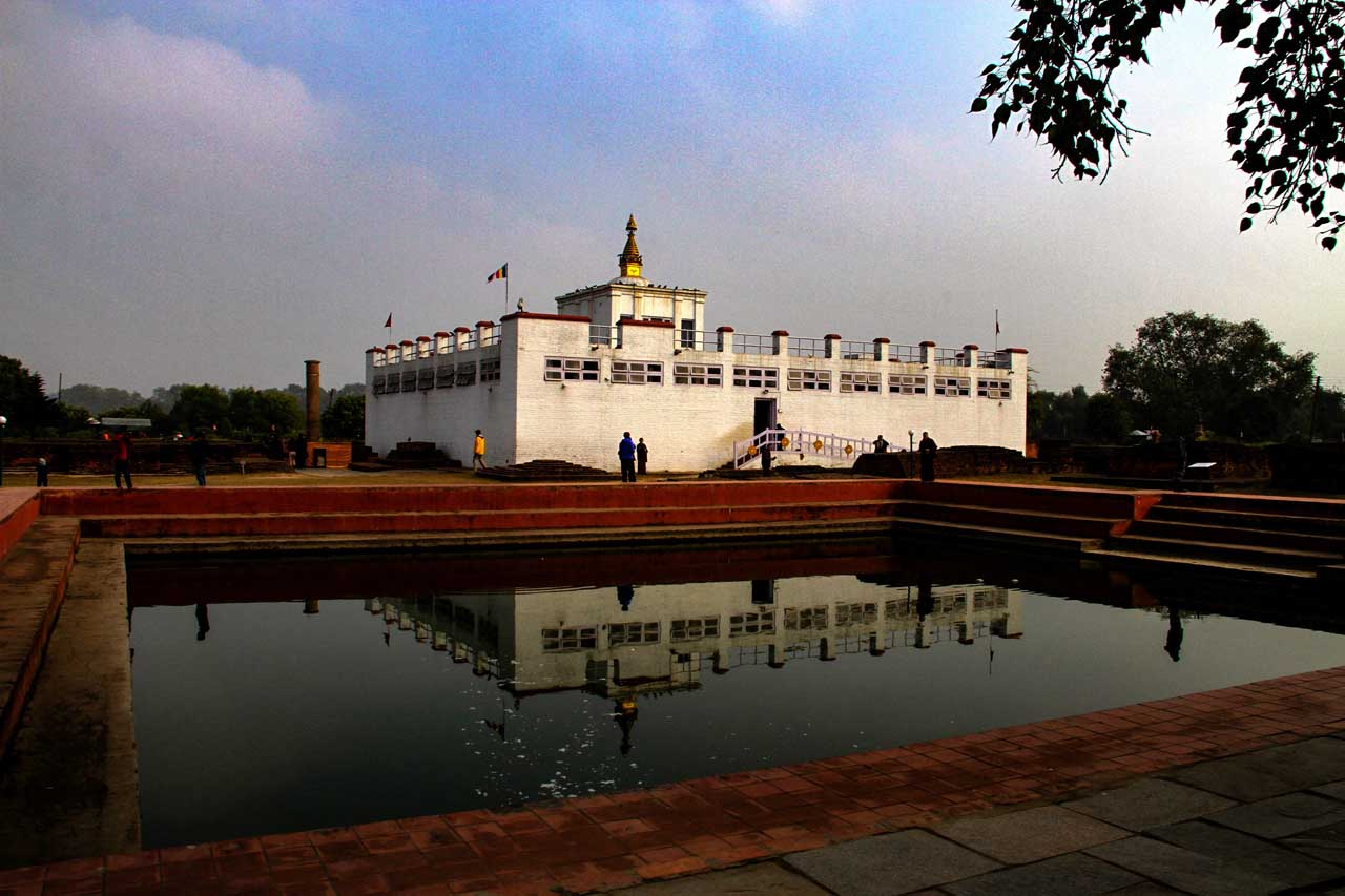 Lumbini_birthplace of Buddha_Nepal