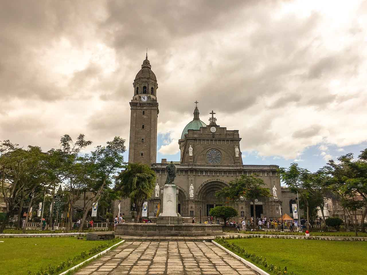 Manila_places to visit in Philippines