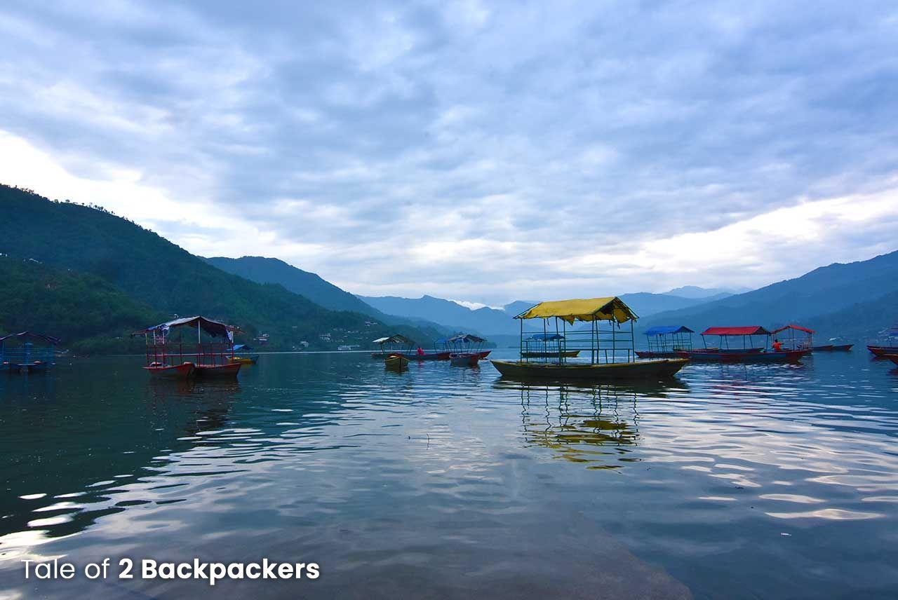 Phewa lake_Pokhara travel Guide